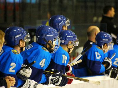 Данияр Каиров в составе молодёжной сборной Казахстана