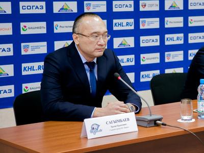 Ерлан Сагымбаев