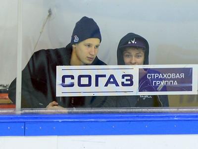 Егор Коршков и Никита Михайлис