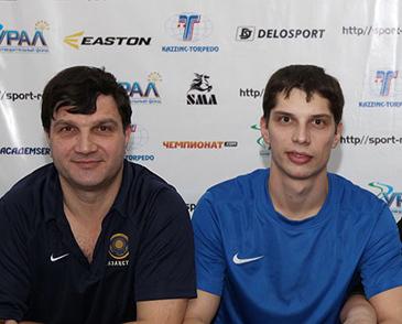 Виктор и Андрей Корабейниковы