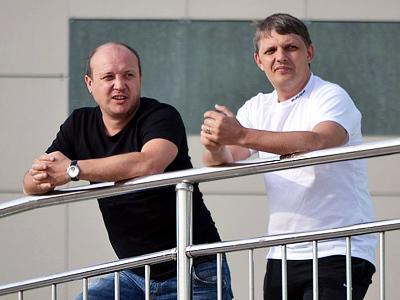 Олег Болякин и Игорь Назаров