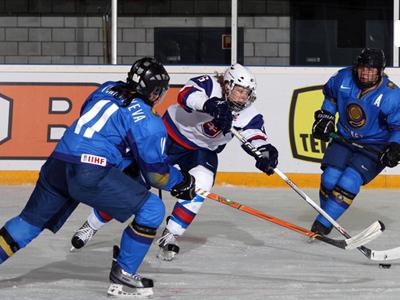 Женская сборная Казахстана