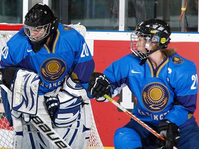 Женская сборная Казахстана по хоккею