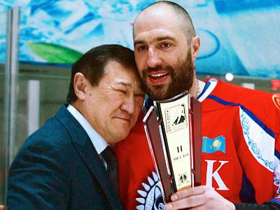 Рамазан Айгайбеков и Андрей Трощинский