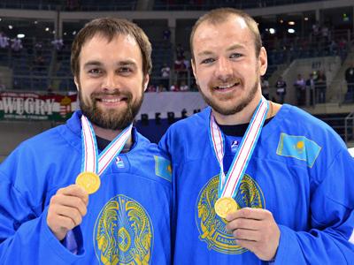 Вячеслав Трясунов и Александр Липин