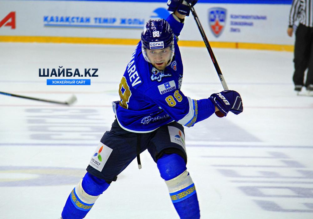 Евгений Рымарев