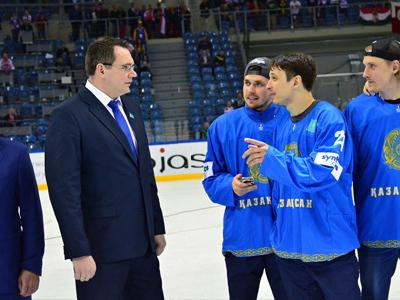 Андрей Назаров, Константин Савенков, Константин Пушкарёв и Вадим Краснослободцев