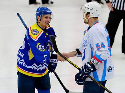 Андрей Огородников и Алексей Воронцов