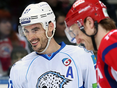 Брэндон Боченски (фото Ярослав Неелов, hclokomotiv.ru)