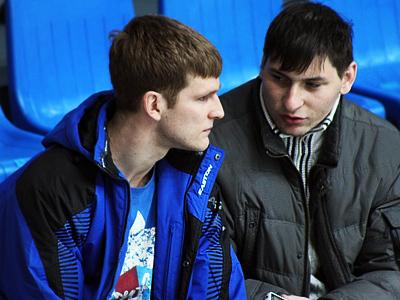 Денис Клемешов и Павел Самойло