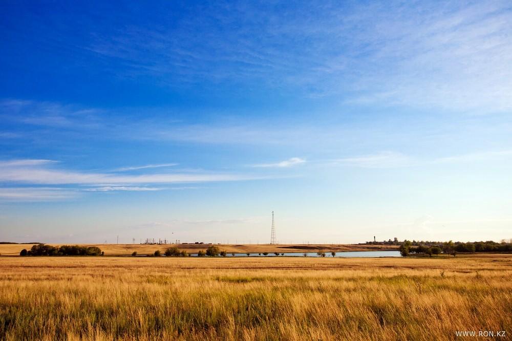 Западно-казахстанская область в картинках