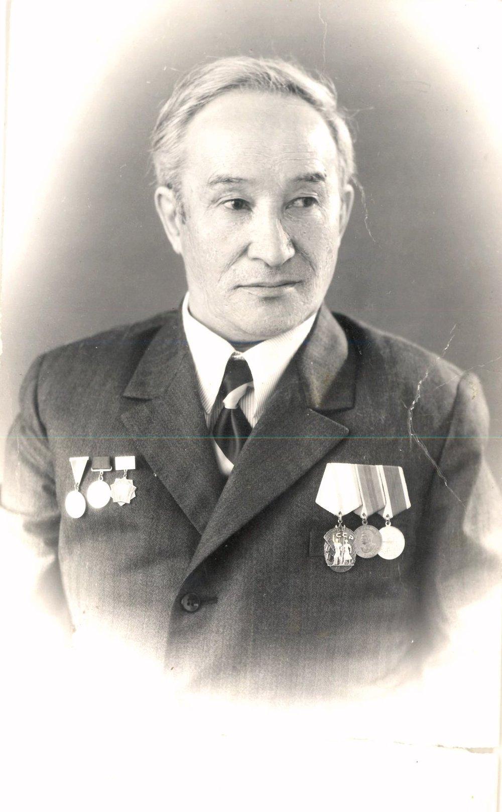 Байгабылов Сагинтай
