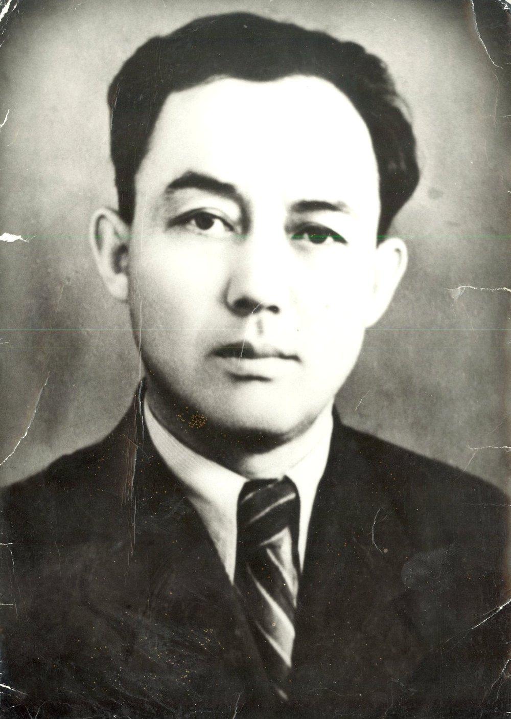 Джамаев Нурмухамед