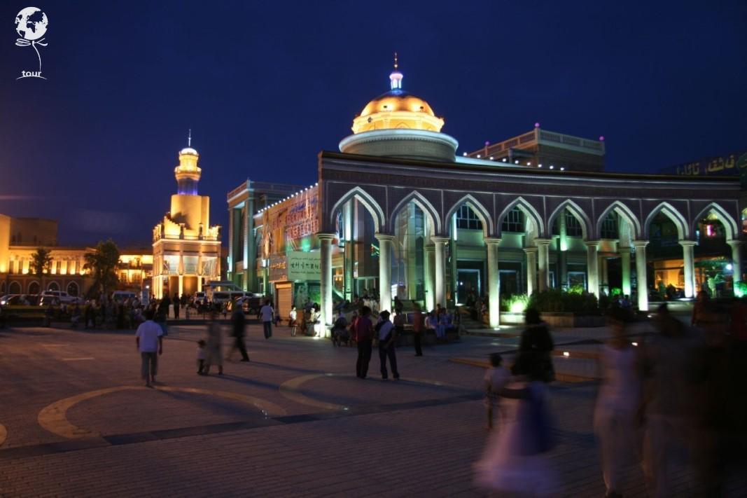 Картинка города туркестана