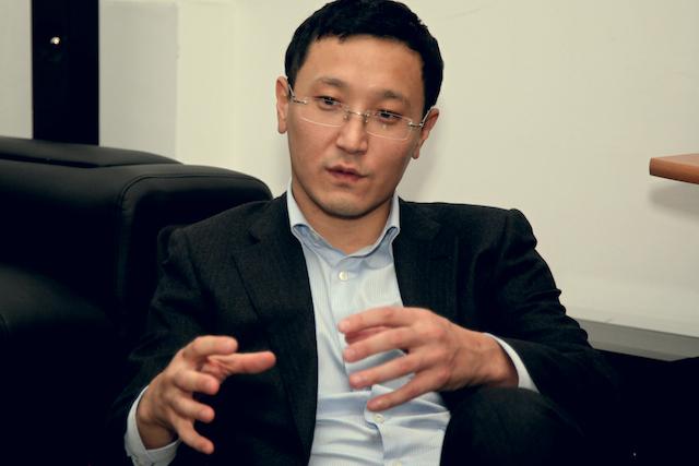 Руслан Енсебаев