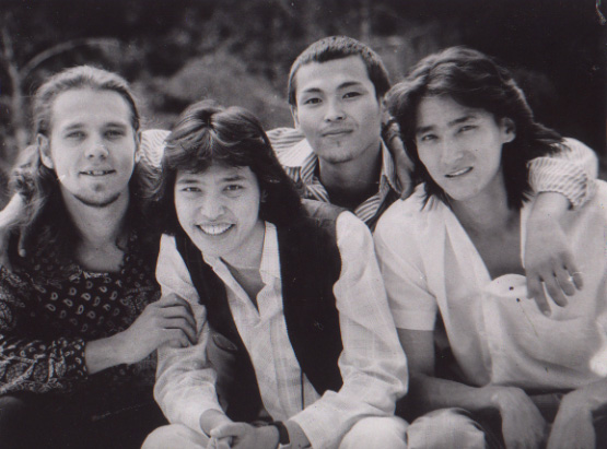 Уркер - рок по-казахски