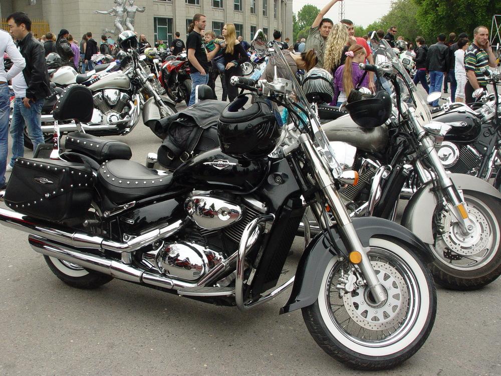 фото байкеров на мотоциклах