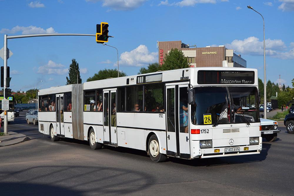 мерседес автобус гармошка
