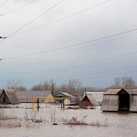 потоп в Уральске