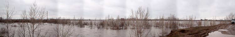 наводение в Уральске