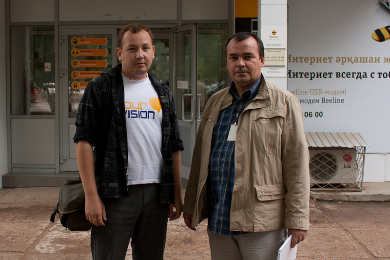 Veterius & IgorABond