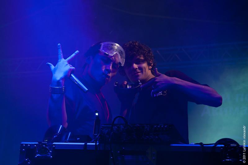 DJ Молодой и MC ZU