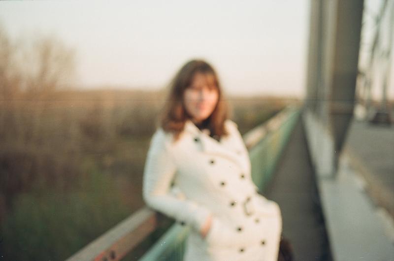 Алененок на мосту