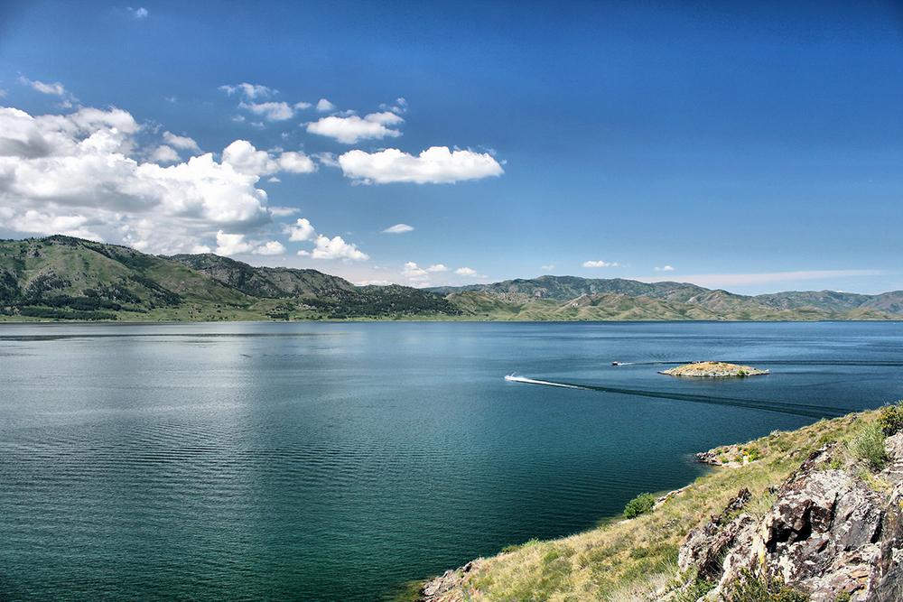 призом казахстан бухтарминское водохранилище фото шойгу