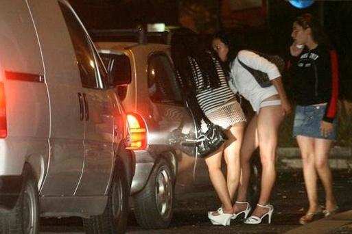 Видео реальных проституток