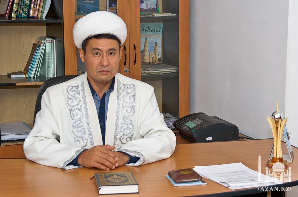 Маямеров Ержан - Верховный муфтий Казахстана